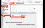 Перемножение матриц, формулы и примеры