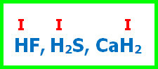 Валентность химических элементов в химии