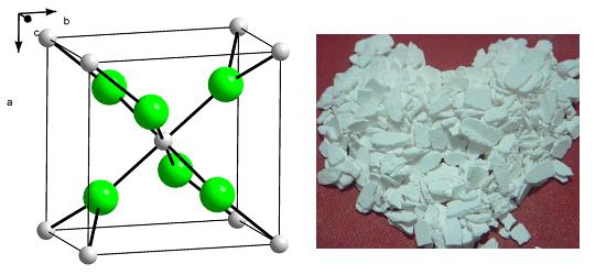 Формула хлорида кальция в химии