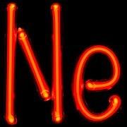 Строение атома неона (ne), схема и примеры