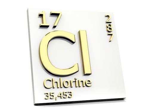 Физические и химические свойства хлора