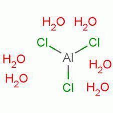 Формула хлорида алюминия в химии