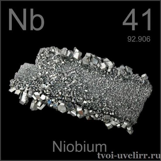 Валентность ниобия (nb), формулы и примеры