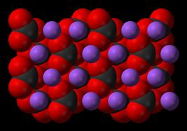 Формула карбоната натрия в химии