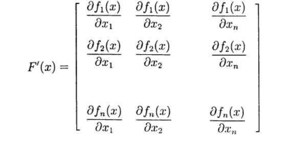 Нелинейные уравнения и их решение