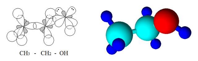 Формула спирта в химии