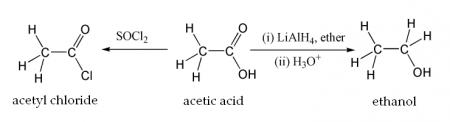 Формула уксусной кислоты в химии