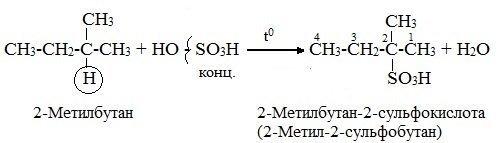 Формула бутана в химии