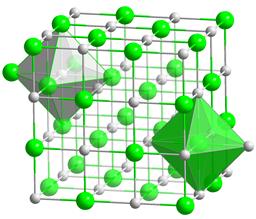 Формула хлорида натрия в химии