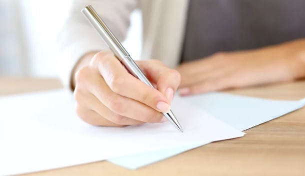 Как написать эссе, образец
