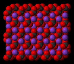 Формула карбоната калия в химии
