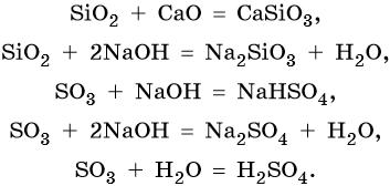 Классификация веществ в химии