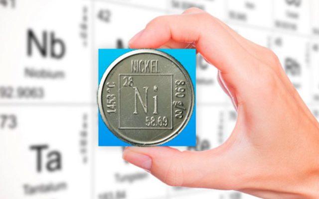 Строение атома никеля (ni), схема и примеры