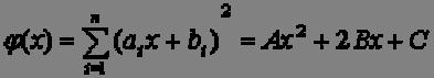 Неравенство Коши-Буняковского и его доказательство