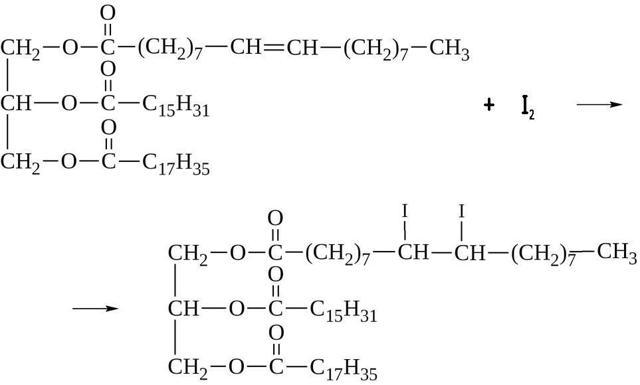 Молярная масса йода (i), формула и примеры