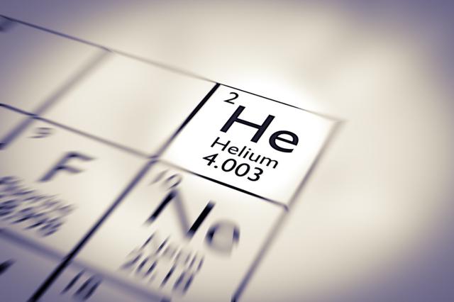 Строение атома гелия (he), схема и примеры