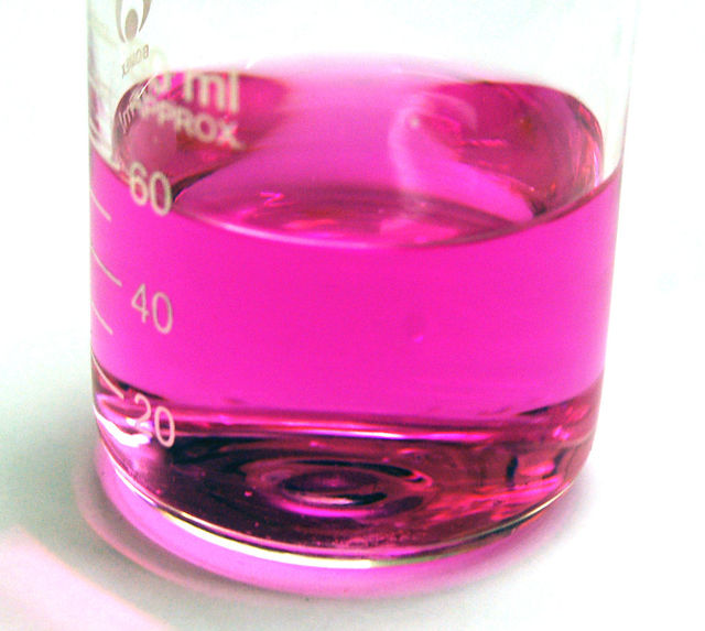 Физические и химические свойства оснований