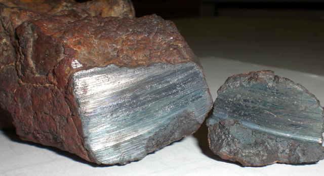 Железо и его характеристики