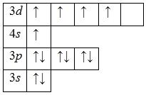 Валентность ванадия (v), формулы и примеры