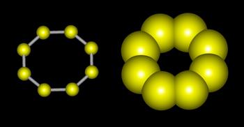 Физические и химические свойства серы