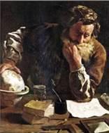 Закон Архимеда, формула и примеры решений