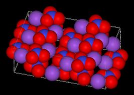 Формула нитрата калия в химии