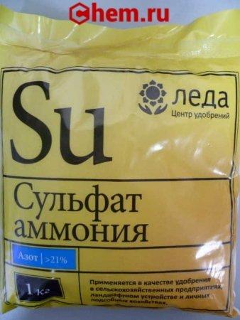 Формула аммония в химии