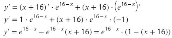 Экстремумы функции, максимум и минимум