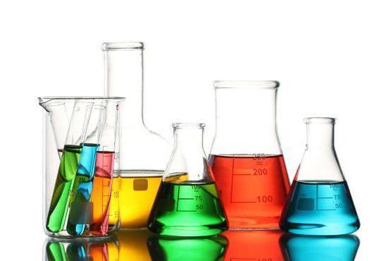 Физические и химические свойства солей