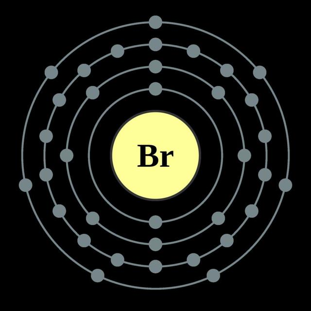 Молярная масса брома (br), формула и примеры