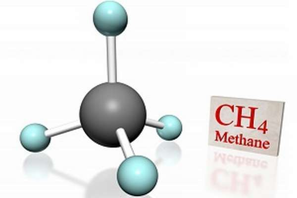 Формула метана в химии